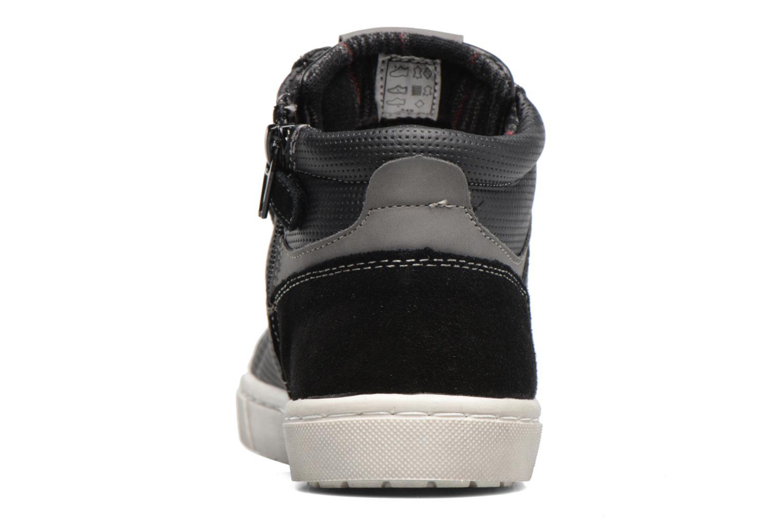 Baskets Bopy Tolopa Noir vue droite