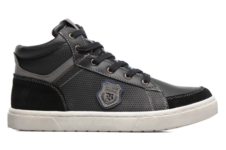 Sneaker Bopy Tolopa schwarz ansicht von hinten
