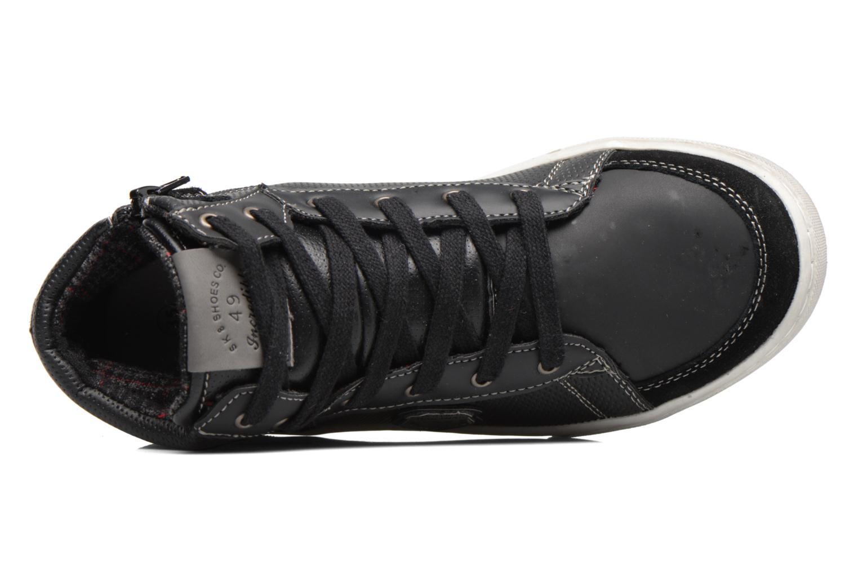 Sneaker Bopy Tolopa schwarz ansicht von links