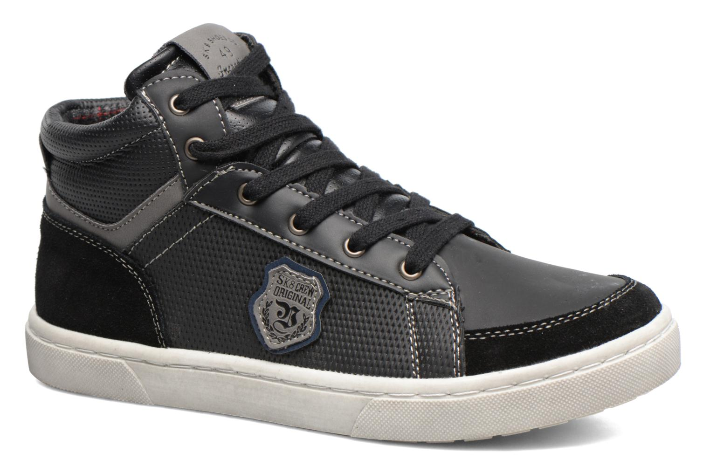 Sneaker Bopy Tolopa schwarz detaillierte ansicht/modell