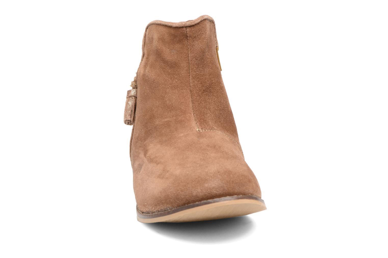 Bottines et boots Bopy Hostia Marron vue portées chaussures