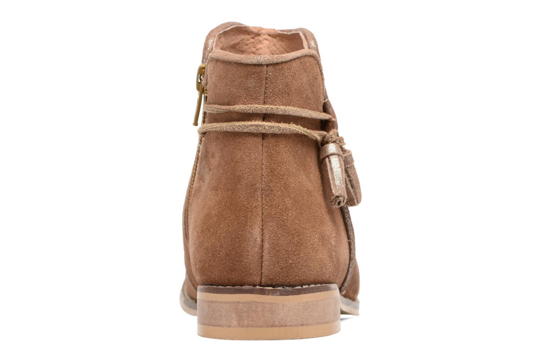 Bottines et boots Bopy Hostia Marron vue droite