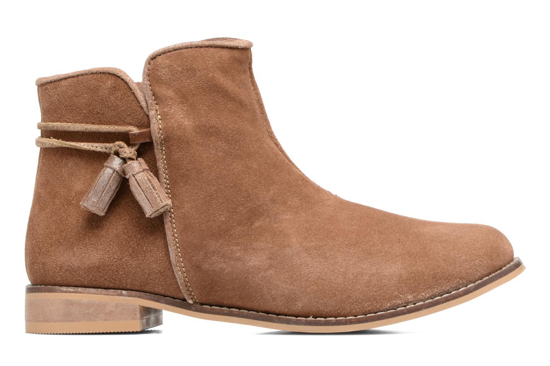 Bottines et boots Bopy Hostia Marron vue derrière