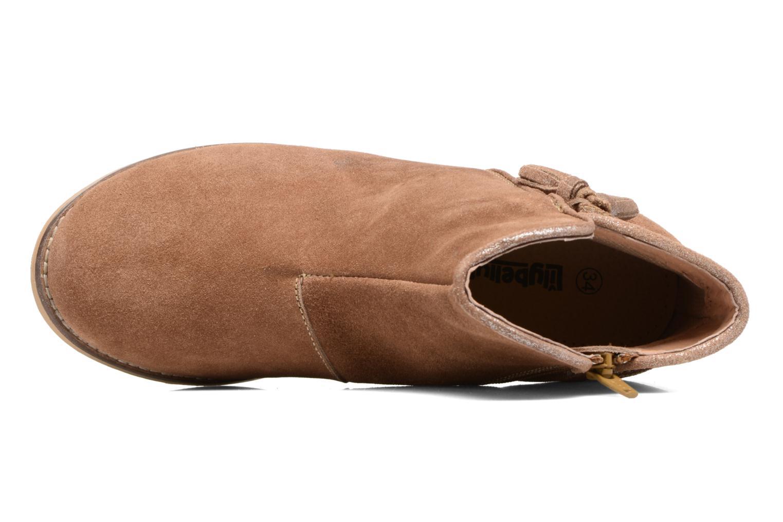 Bottines et boots Bopy Hostia Marron vue gauche
