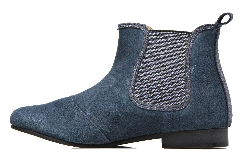 Bottines et boots Bopy Hifram Bleu vue face