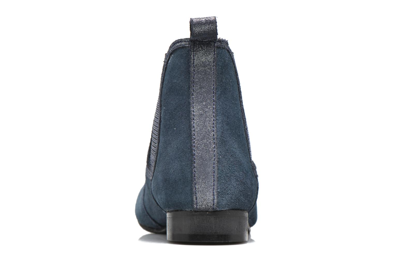 Bottines et boots Bopy Hifram Bleu vue droite