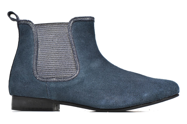 Bottines et boots Bopy Hifram Bleu vue derrière
