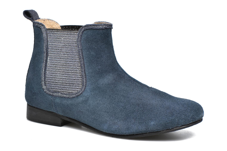 Bottines et boots Bopy Hifram Bleu vue détail/paire
