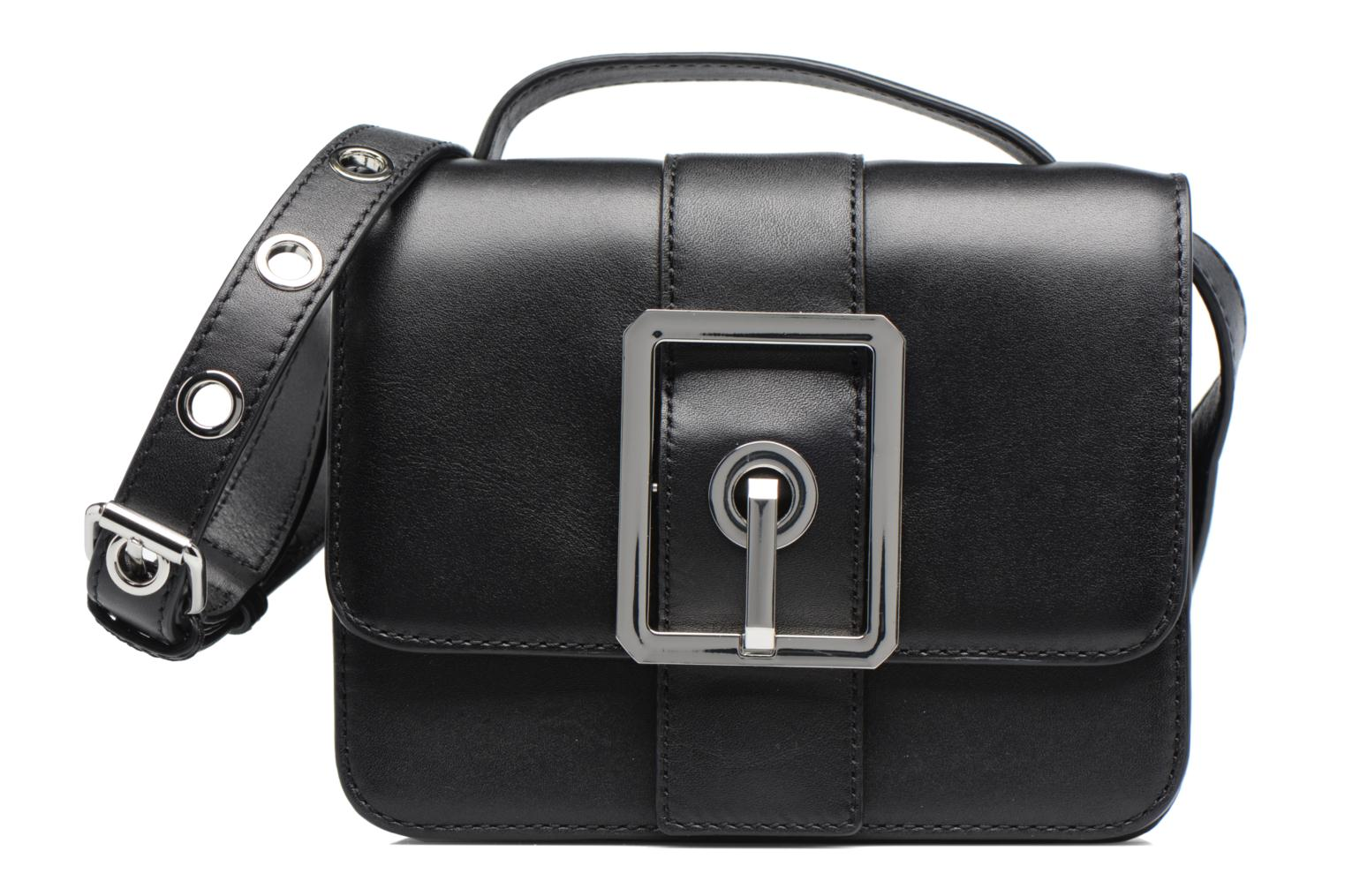 Sacs à main Rebecca Minkoff Hook up Top Handle Small Crossbody Noir vue détail/paire