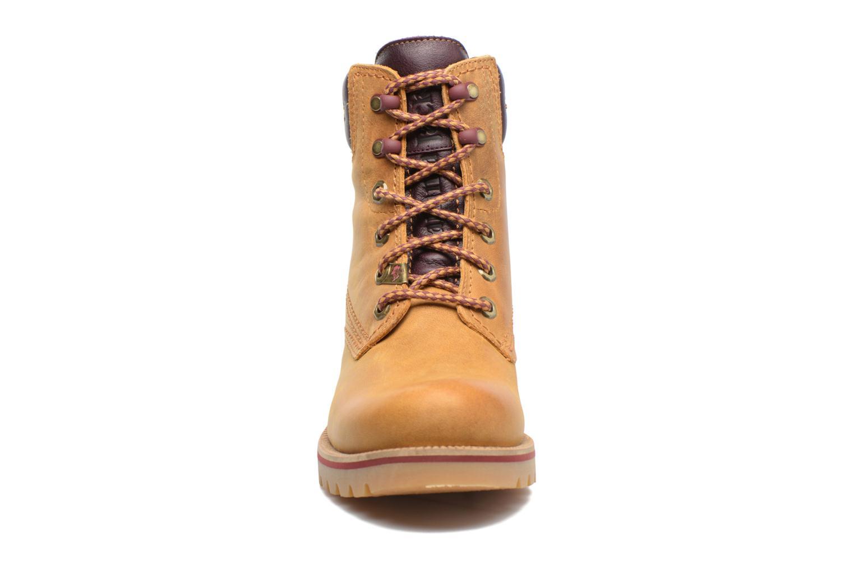 Bottines et boots Panama Jack Panama 03 Limited B106 Marron vue portées chaussures