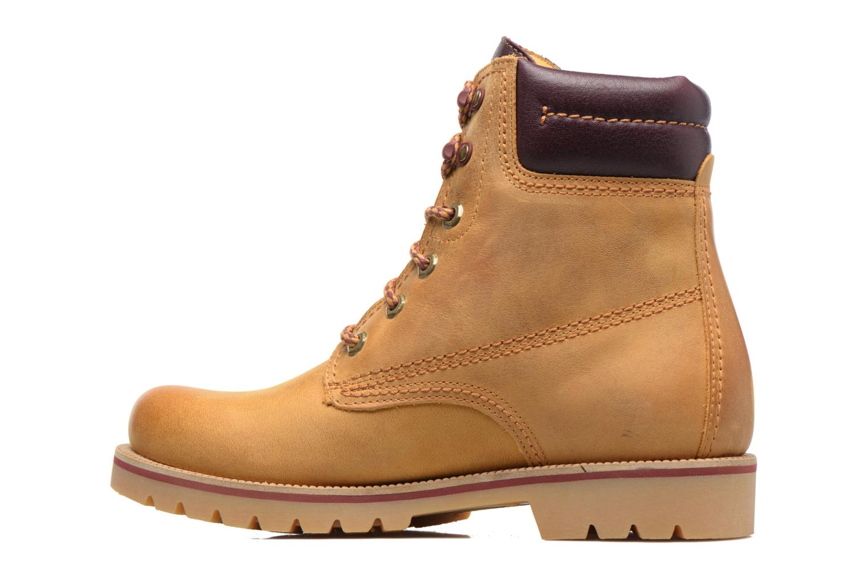 Bottines et boots Panama Jack Panama 03 Limited B106 Marron vue face