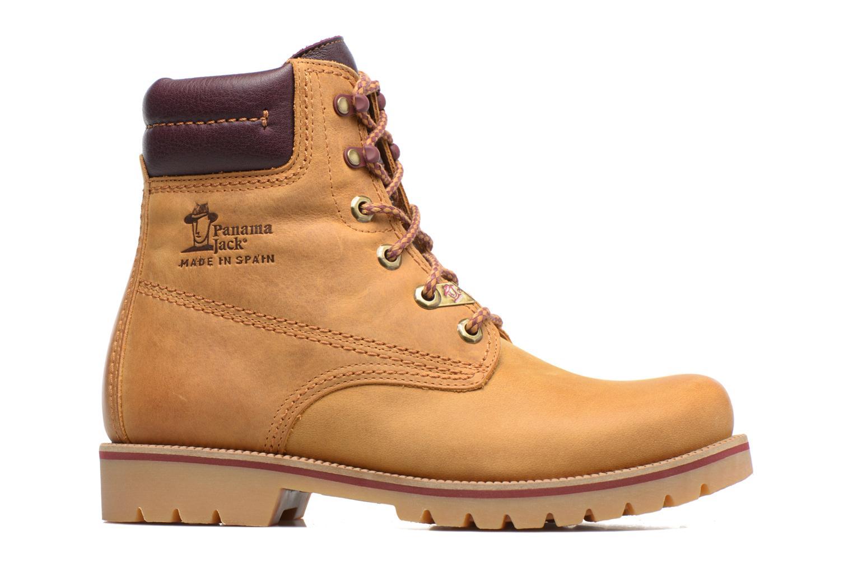 Bottines et boots Panama Jack Panama 03 Limited B106 Marron vue derrière