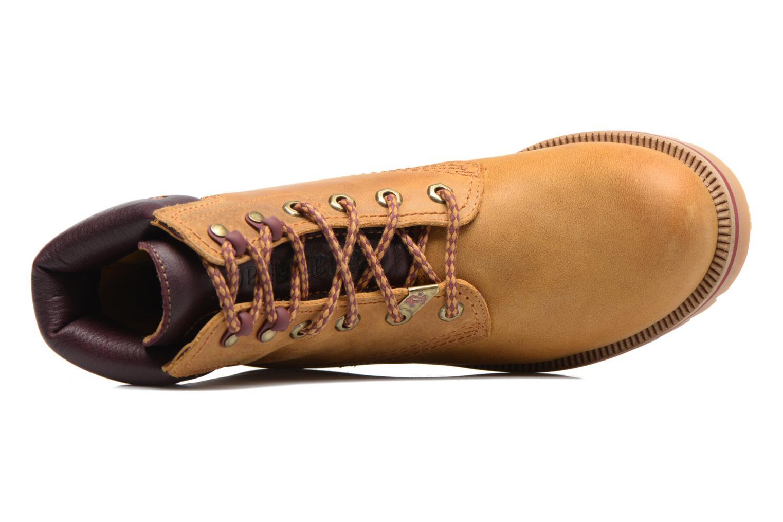 Bottines et boots Panama Jack Panama 03 Limited B106 Marron vue gauche