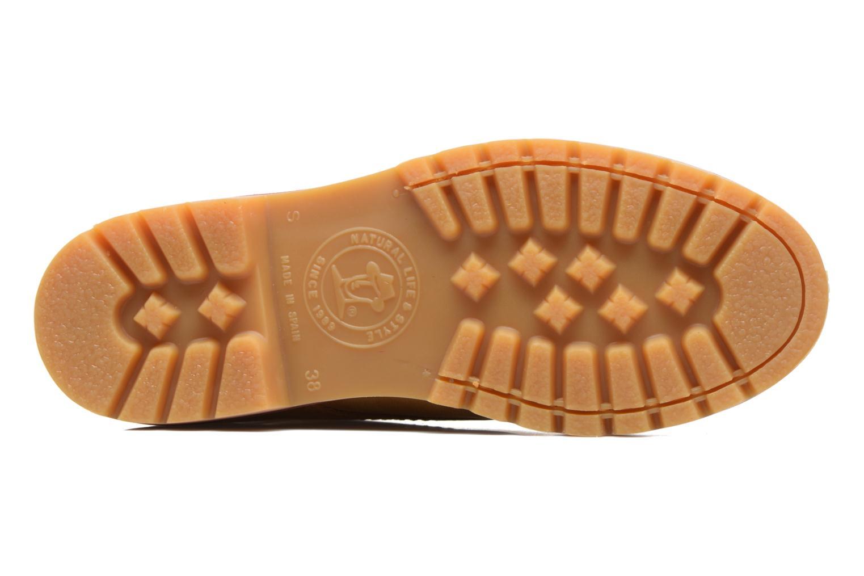Bottines et boots Panama Jack Panama 03 Limited B106 Marron vue haut