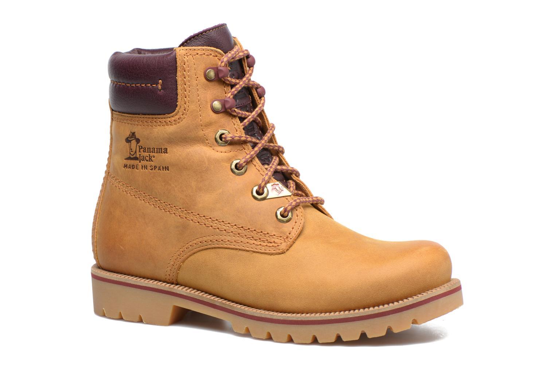 Bottines et boots Panama Jack Panama 03 Limited B106 Marron vue détail/paire
