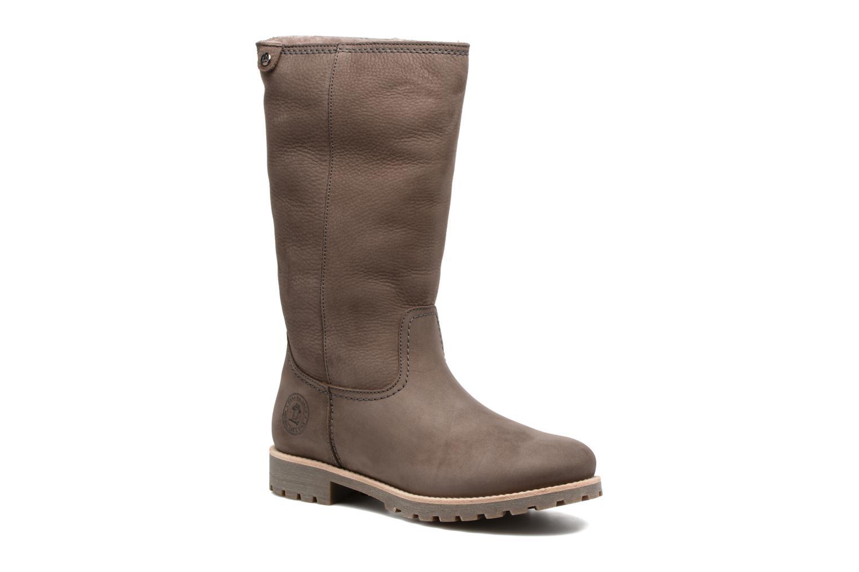 Grandes descuentos últimos zapatos Panama Jack Bambina Igloo (Gris) - Botas Descuento