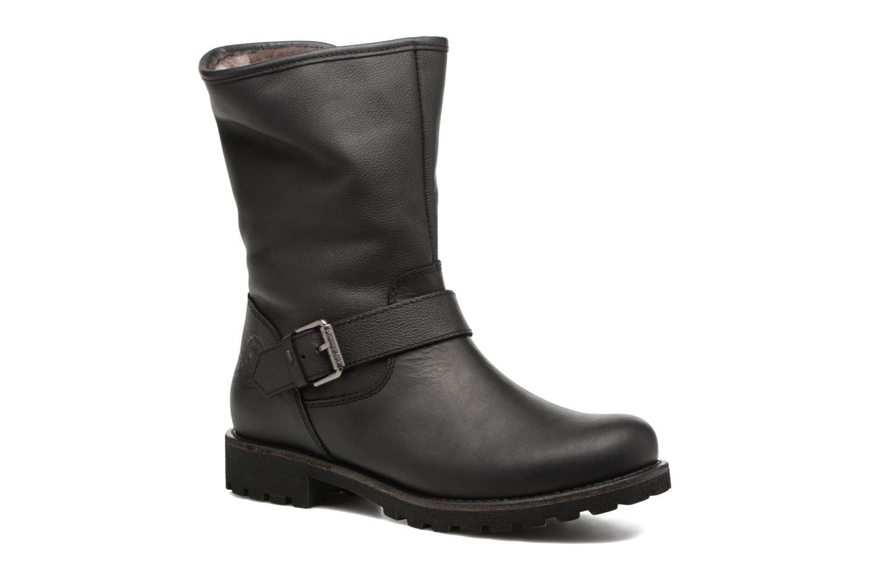 Grandes descuentos últimos zapatos Panama Jack Singapur Igloo (Negro) - Botines  Descuento