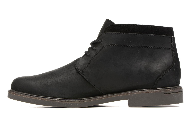 Bottines et boots Sebago Turner Chukka Waterproof Noir vue face