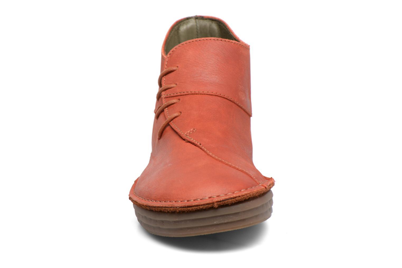 Bottines et boots El Naturalista Rice Field NF81 Rouge vue portées chaussures