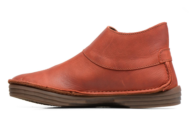 Bottines et boots El Naturalista Rice Field NF81 Rouge vue face