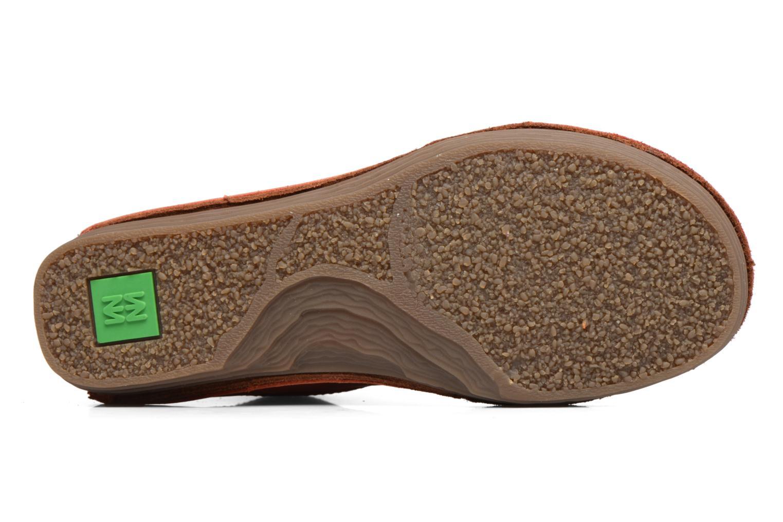 Bottines et boots El Naturalista Rice Field NF81 Rouge vue haut