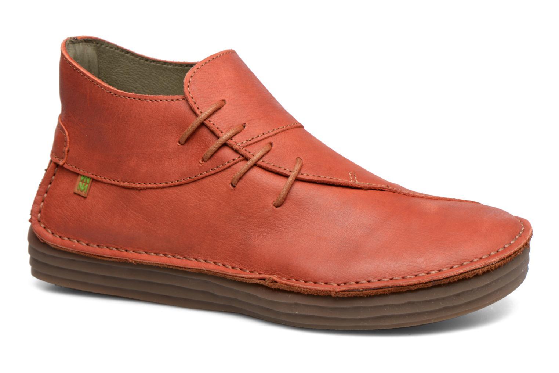 Bottines et boots El Naturalista Rice Field NF81 Rouge vue détail/paire