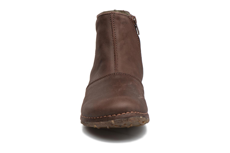 Bottines et boots El Naturalista Angkor N917 Marron vue portées chaussures
