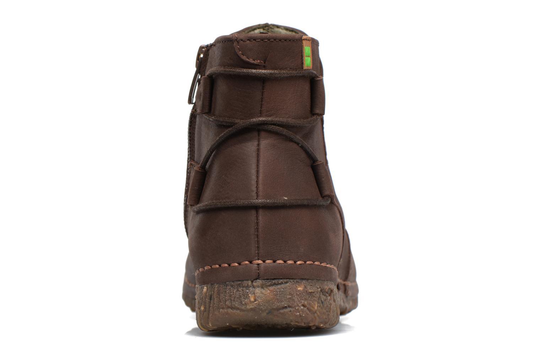 Bottines et boots El Naturalista Angkor N917 Marron vue droite