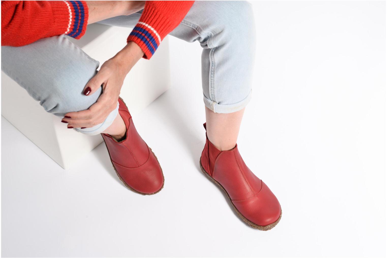 Bottines et boots El Naturalista Nido Ella N786 Marron vue bas / vue portée sac
