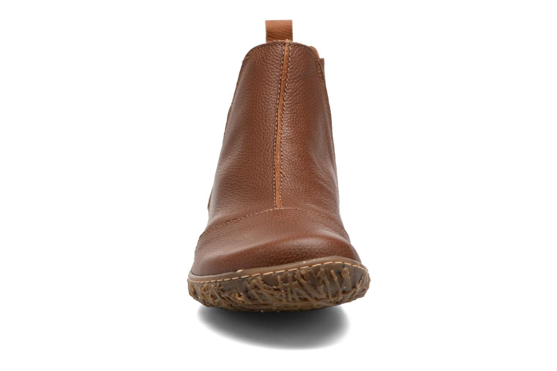 Bottines et boots El Naturalista Nido Ella N786 Marron vue portées chaussures