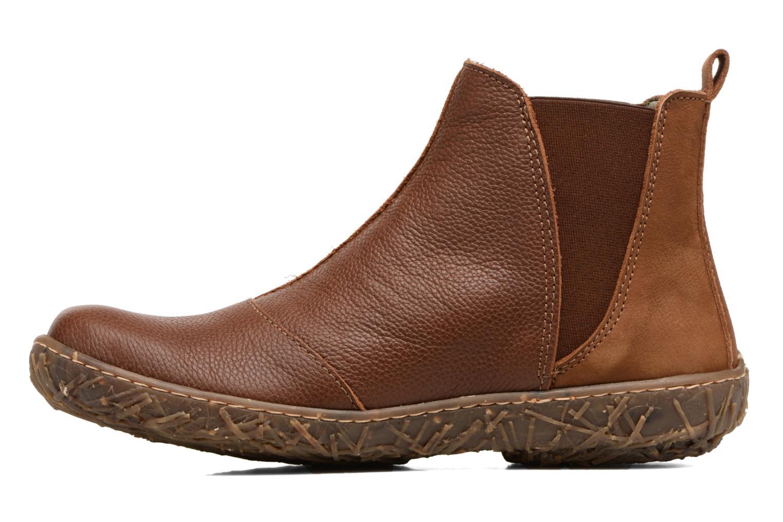 Bottines et boots El Naturalista Nido Ella N786 Marron vue face