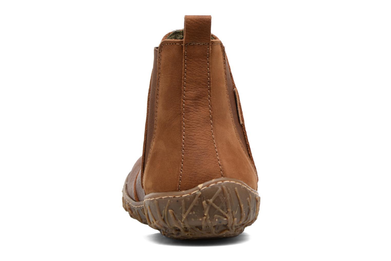 Bottines et boots El Naturalista Nido Ella N786 Marron vue droite