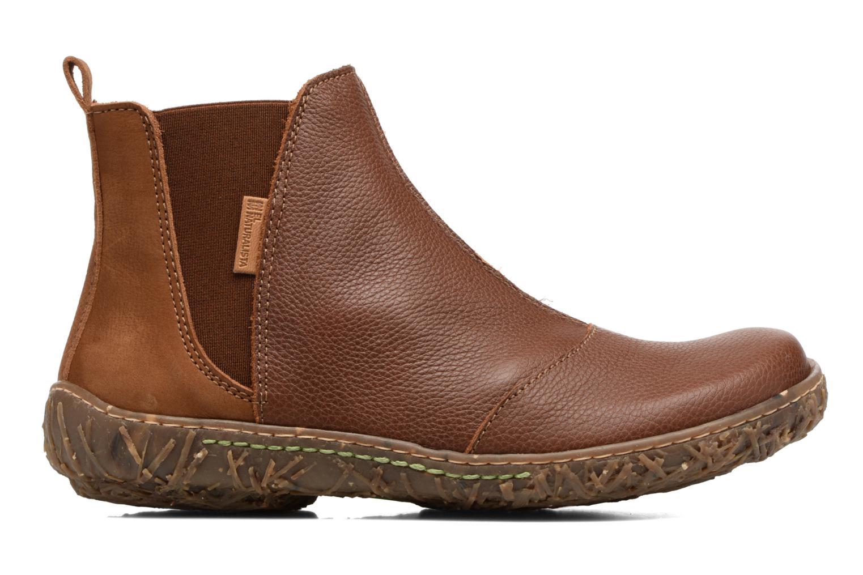 Bottines et boots El Naturalista Nido Ella N786 Marron vue derrière