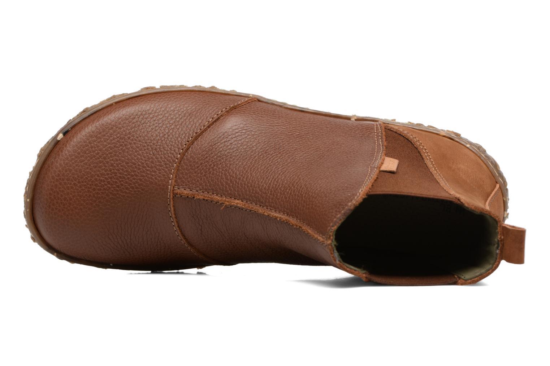 Bottines et boots El Naturalista Nido Ella N786 Marron vue gauche