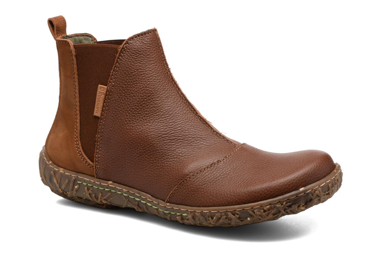 Bottines et boots El Naturalista Nido Ella N786 Marron vue détail/paire