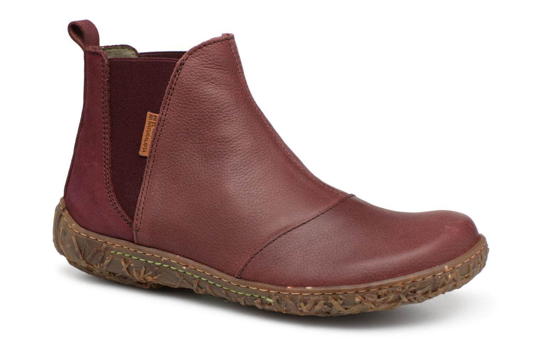 Zapatos Zapatos Zapatos de hombres y mujeres de moda casual El Naturalista Nido Ella N786 (Vino) - Botines  en Más cómodo d06c70