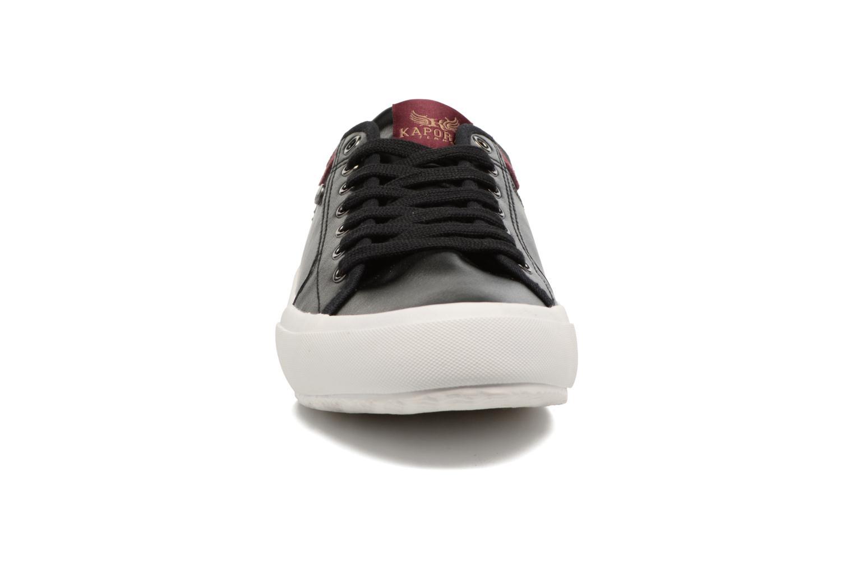 Baskets Kaporal Kafe Noir vue portées chaussures
