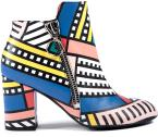 Made by Sarenza X Camille Walala Heeled Boots