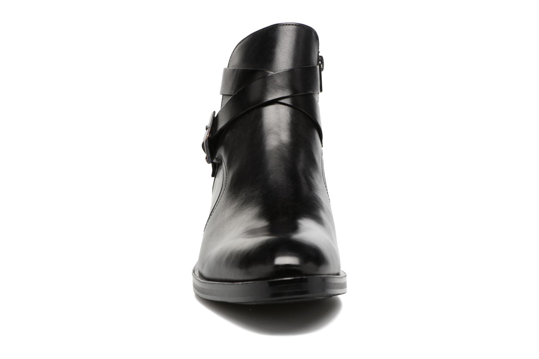 Bottines et boots Marvin&Co Teddy Noir vue portées chaussures
