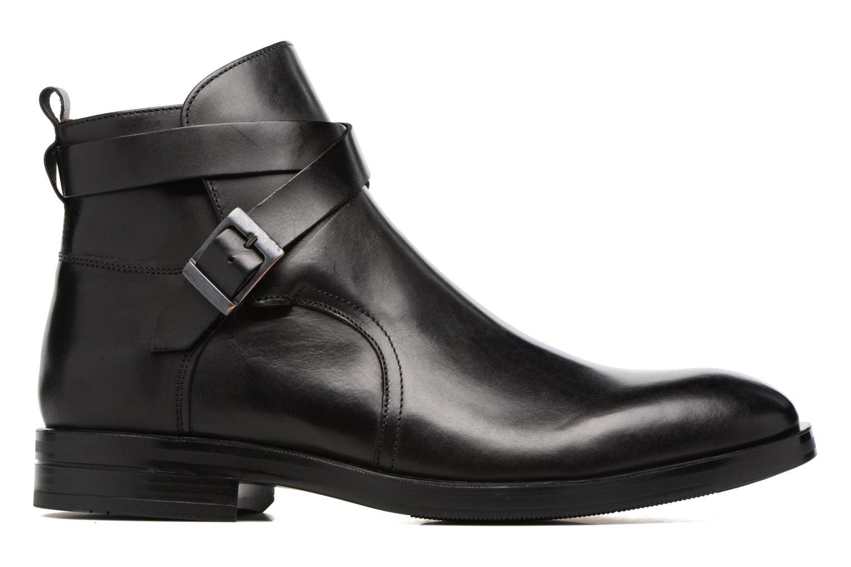 Stiefeletten & Boots Marvin&Co Teddy schwarz ansicht von hinten