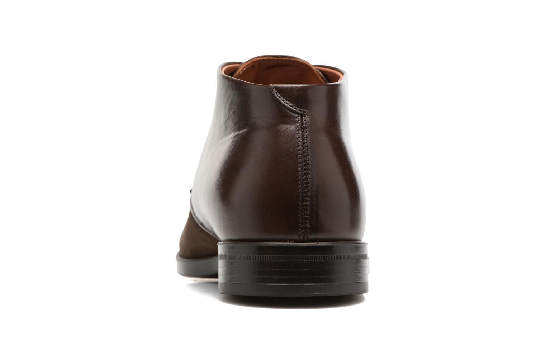 Chaussures à lacets Marvin&Co Tellington Marron vue droite