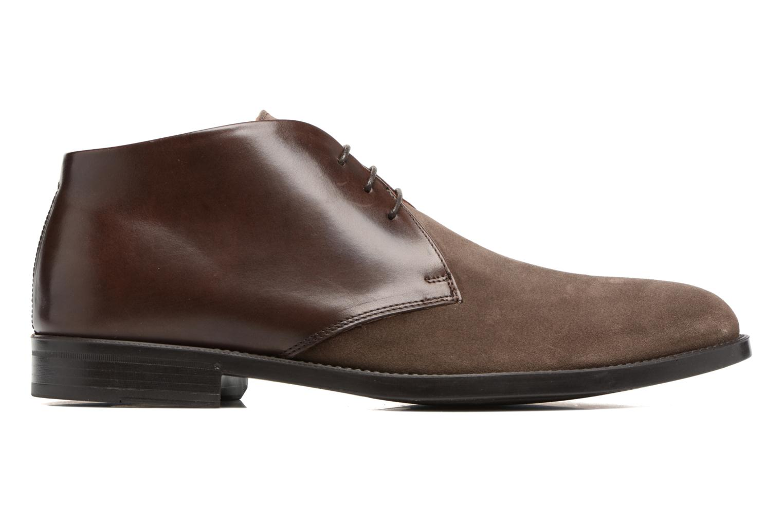 Chaussures à lacets Marvin&Co Tellington Marron vue derrière