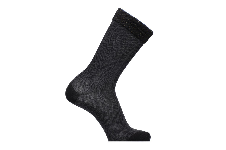 Chaussettes et collants Falke ROYAL ASCOT SO Noir vue détail/paire