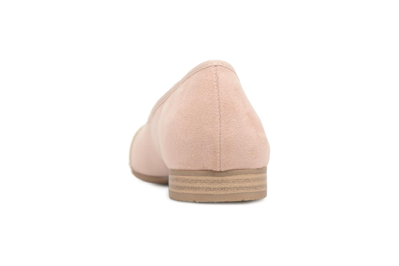 Ballerines Jana shoes Luija Rose vue droite