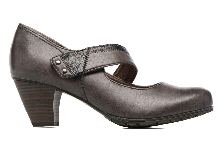 Zapatos de tacón Jana shoes Aciat Marrón vistra trasera