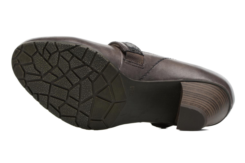 Zapatos de tacón Jana shoes Aciat Marrón vista de arriba