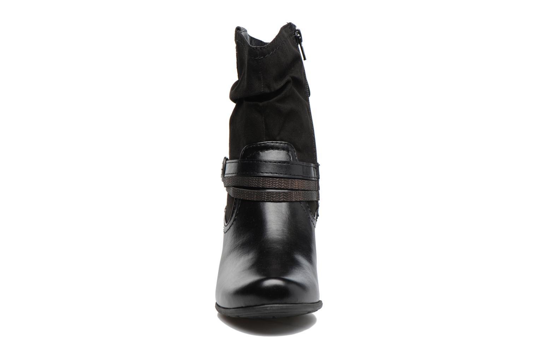 Bottines et boots Jana shoes Monie Noir vue portées chaussures