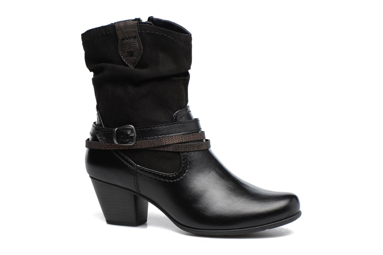 Bottines et boots Jana shoes Monie Noir vue détail/paire