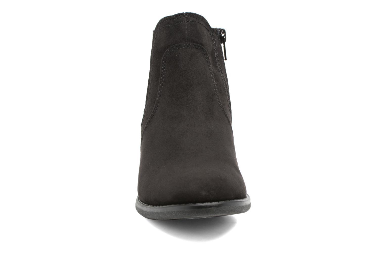 Bottines et boots Jana shoes Myat Noir vue portées chaussures