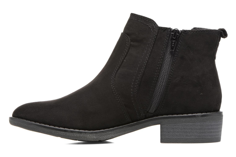 Bottines et boots Jana shoes Myat Noir vue face